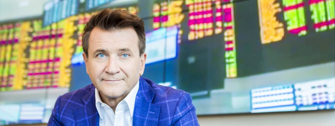 "Mediaplanet: ""Shark Tank"" Star Robert Herjavec: How to Keep Tech Safe"