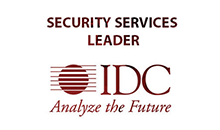 IDC - Security Services Leader