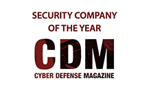 Cyber Defense Magazine - Security Company of the Year
