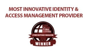 CDM - Most Innovative Identity & Access Management Provider