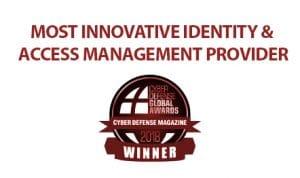 CDM - Most Innovative Identity & Access Management Provider