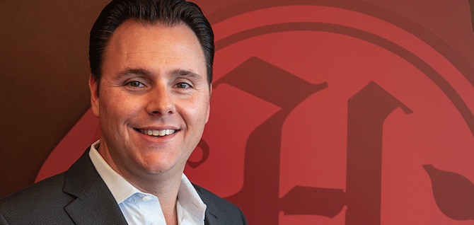 Rogers Q&A: Herjavec Group's Mark Infusino talks IT security