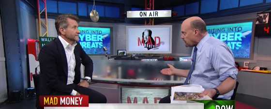 Mad Money: The Rise of Connected Devices Poses a Real Threat to Cybersecurity, Says Robert Herjavec