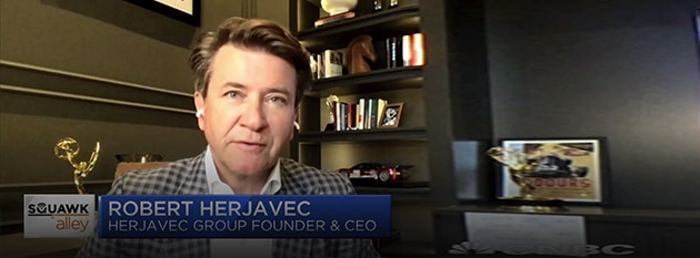 CNBC Squawk Alley: Robert Herjavec on the Twitter Hack and Importance of Identity Security