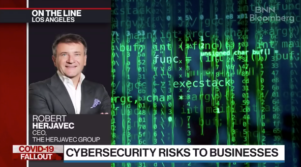 BNN Bloomberg: How COVID-19 is Impacting the Cyber Security Framework of Businesses