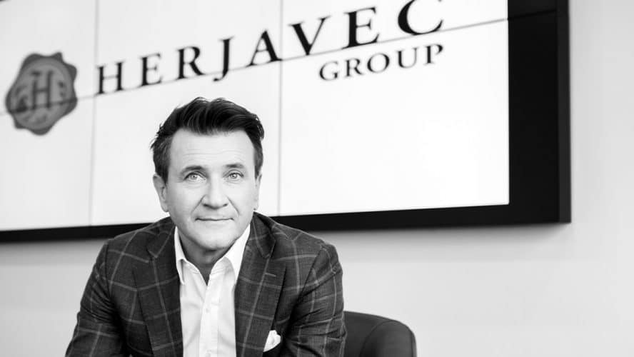 How Cybersecurity is Keeping up with Big Data: Interview with Robert Herjavec
